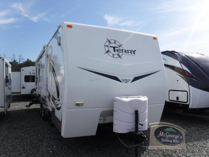 2009 Fleetwood Rv Terry 270RLS