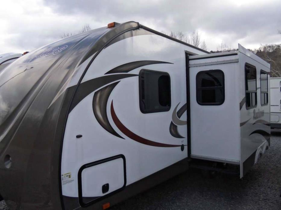2016 Cruiser Rv Radiance R-24BHDS