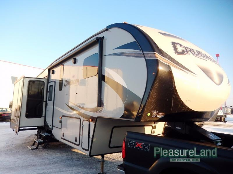2017 Prime Time Rv Crusader 319RKT