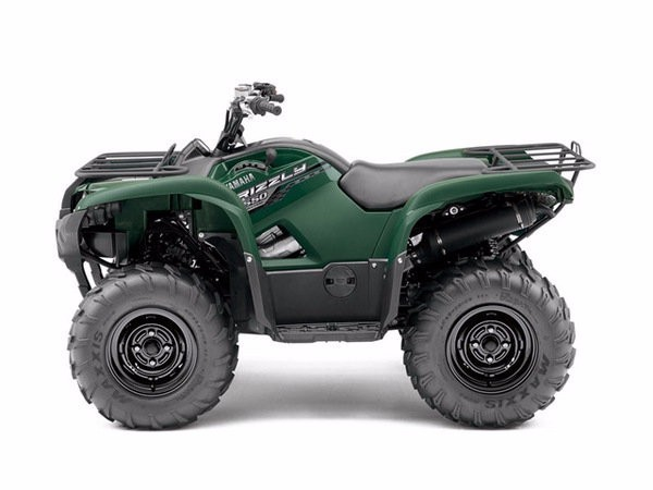 2014 Yamaha GRIZZLY 550