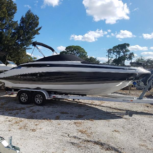 2016 Crownline 255 SS
