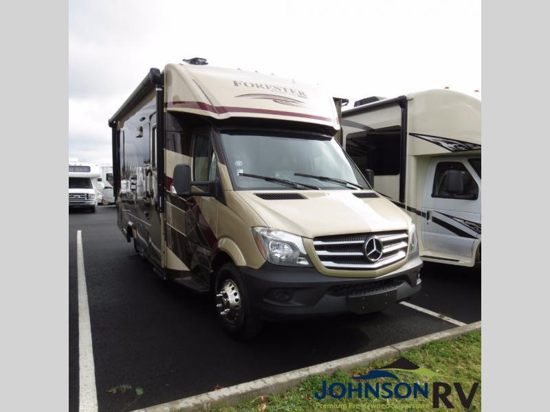 2017 Forest River Rv Forester 2401RSD
