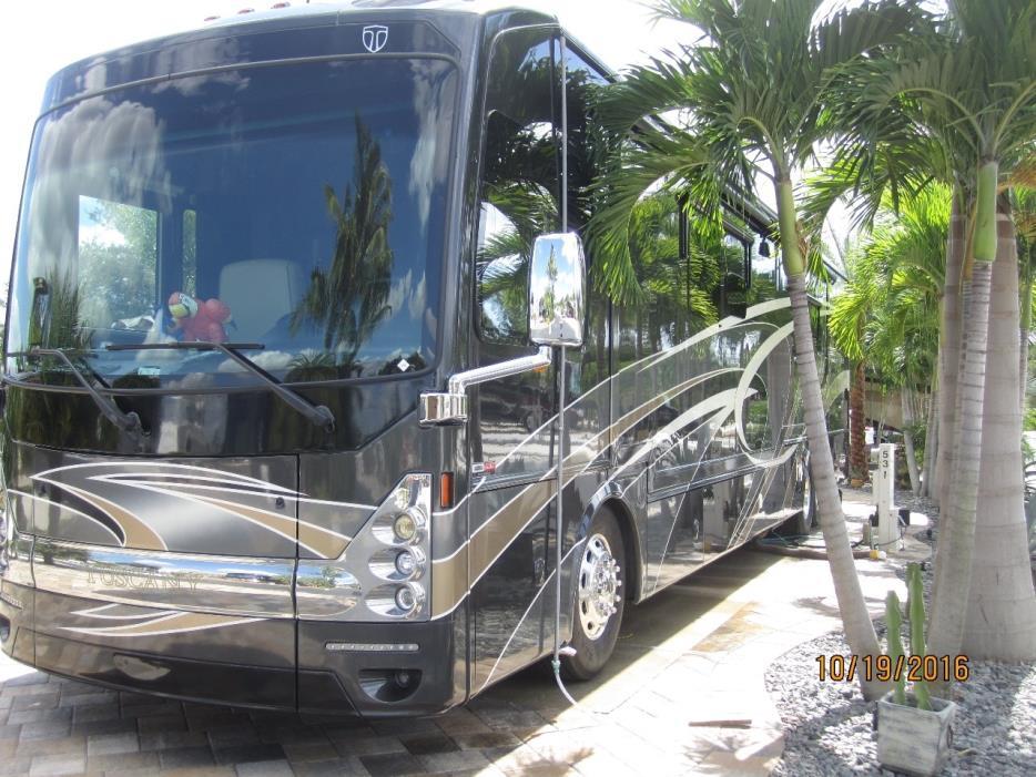 2014 Thor Motor Coach TUSCANY 45AT