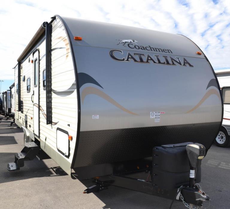 2015 Coachmen Catalina 273 DBS