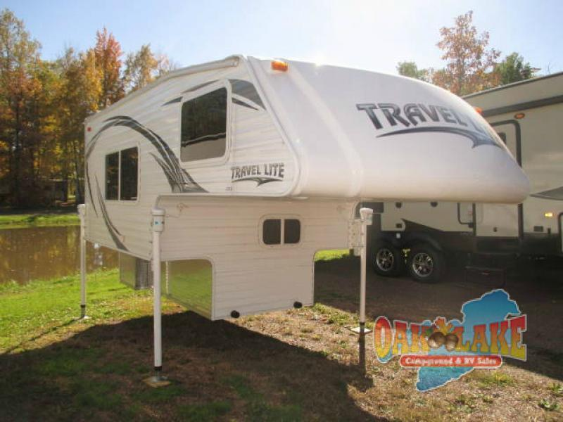 2014 Travel Lite Truck Campers 800X Series