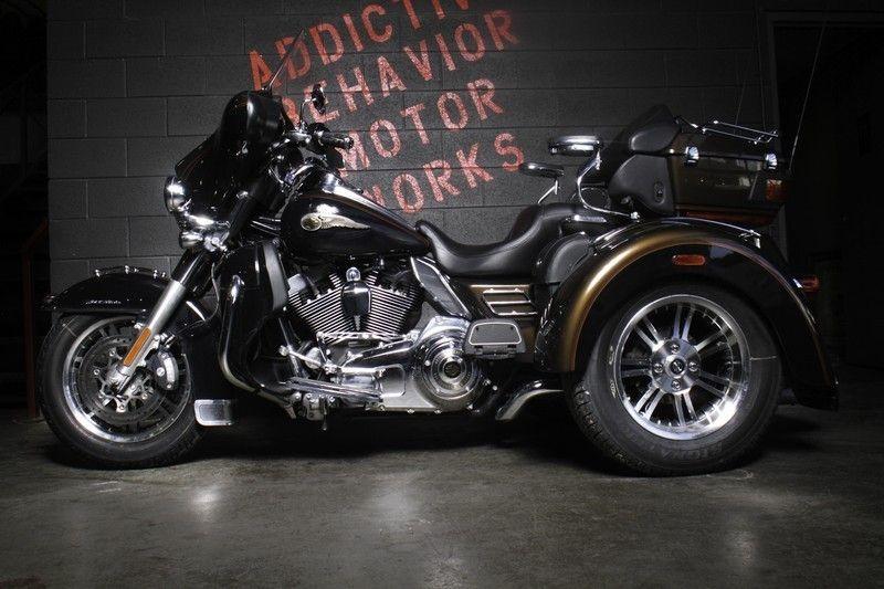 2013 Harley-Davidson Tri Glide Ultra Classic Anniversary