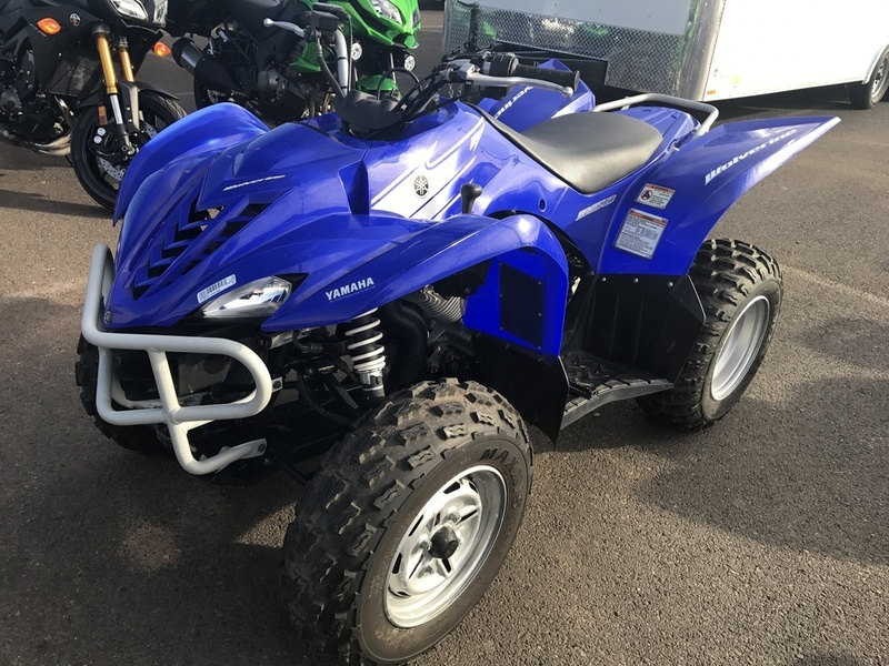 2007 Yamaha Wolverine 350 Motorcycles for sale