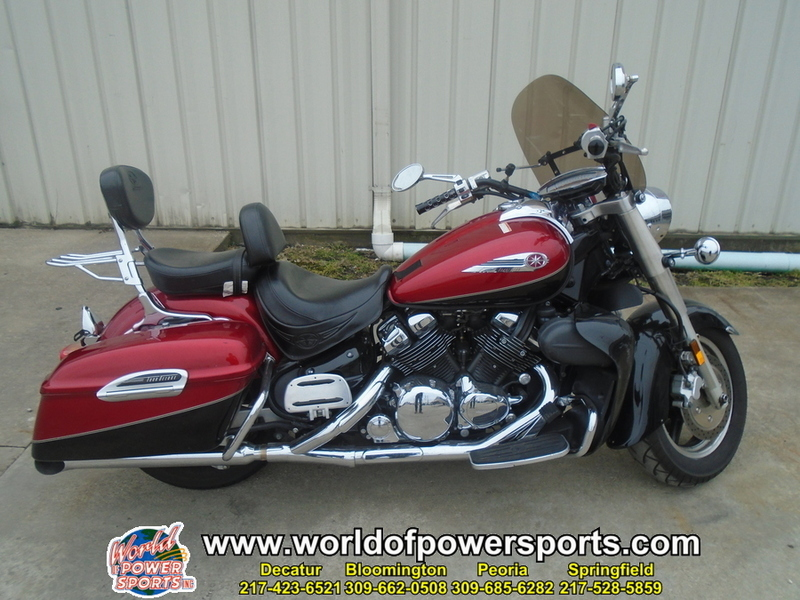 Yamaha Royal Star Motorcycles For Sale In Illinois