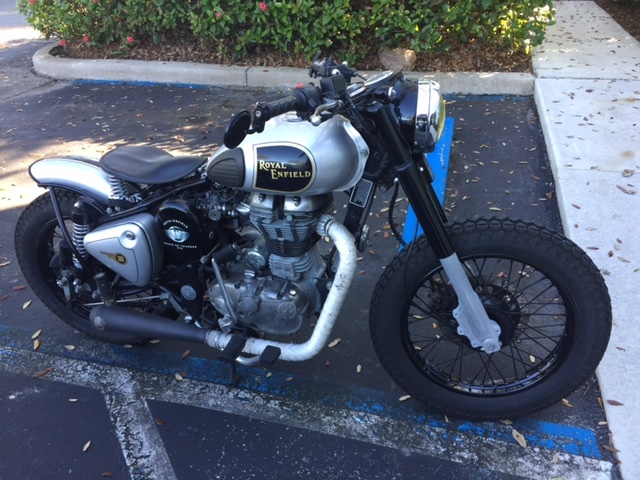 2013 Royal Enfield CLASSIC 500