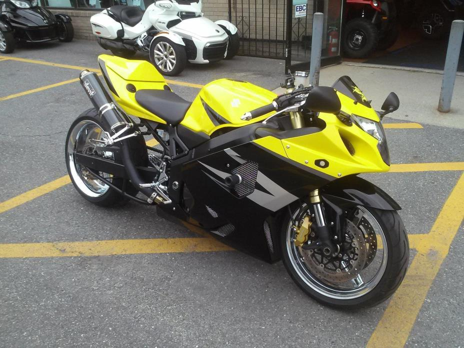 Suzuki Gsxr  For Sale In Massachusetts