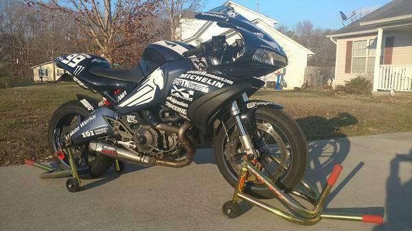 2008 Buell 1125 R