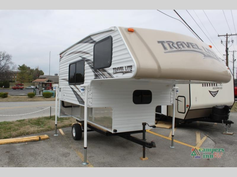 2017 Travel Lite Truck Campers 890RX Series