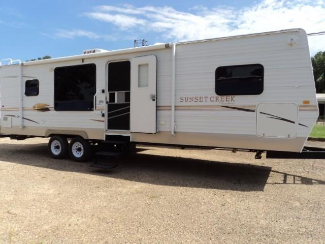 2009 Sunnybrook SUNSET CREEK 297SL