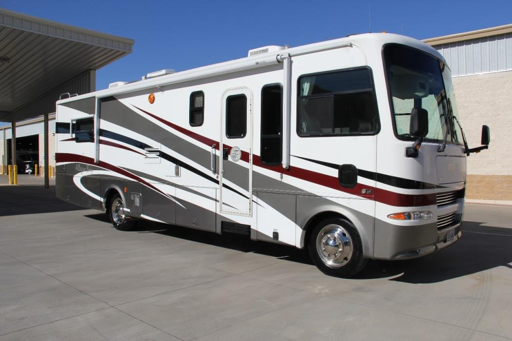 Tiffin motorhomes allegro bay 34xb rvs for sale for Allegro home