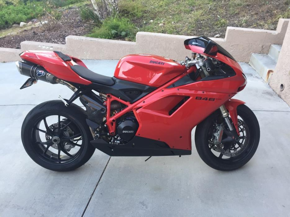 2013 Ducati SUPERBIKE 848 EVO