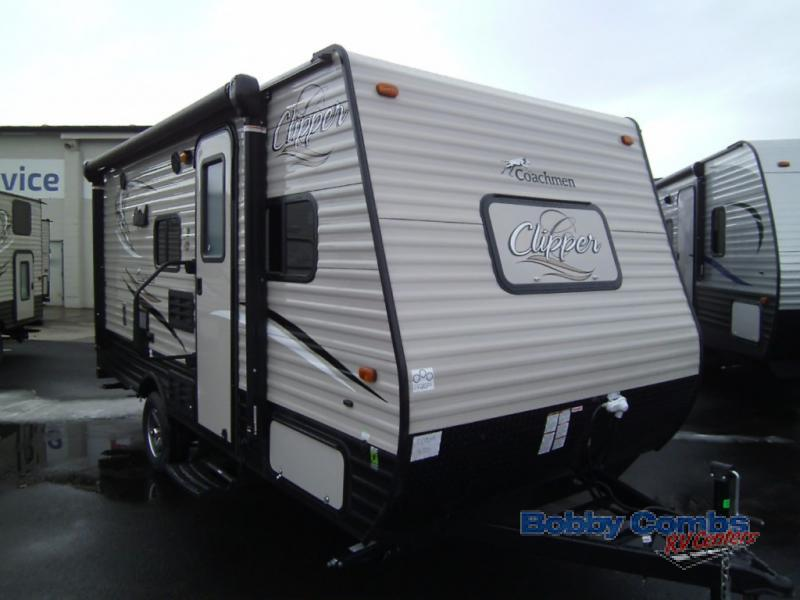 2017 Coachmen Rv Clipper Ultra-Lite 17BHS