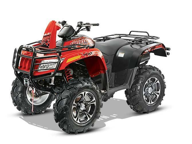 2014 Arctic Cat MudPro™ 700 Limited EPS