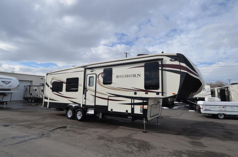 2017 Heartland Bighorn 3010RE