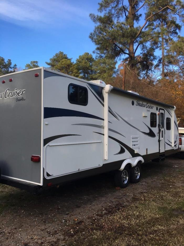 2014 Cruiser Rv Corp SHADOW CRUISER 280QBS