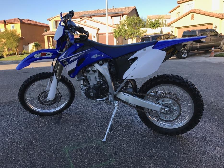 2008 Yamaha 450