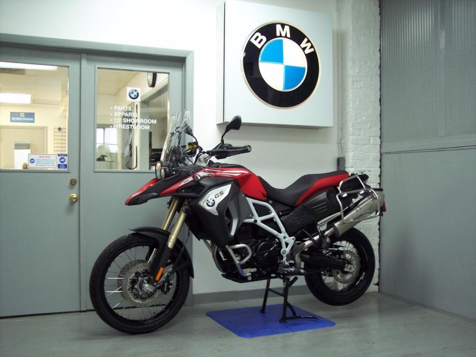 2017 BMW F800GSA