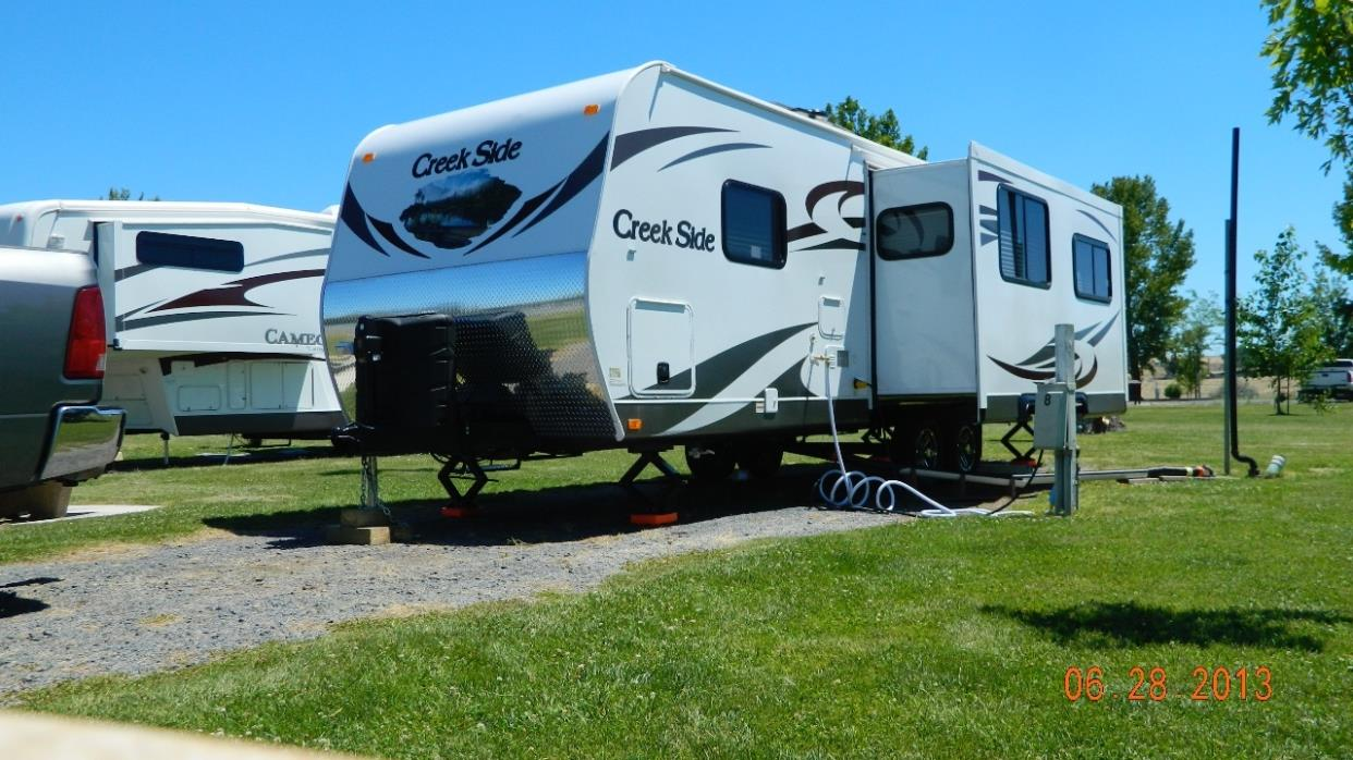 2013 Outdoors Rv Manufacturing CREEK SIDE 26RLS