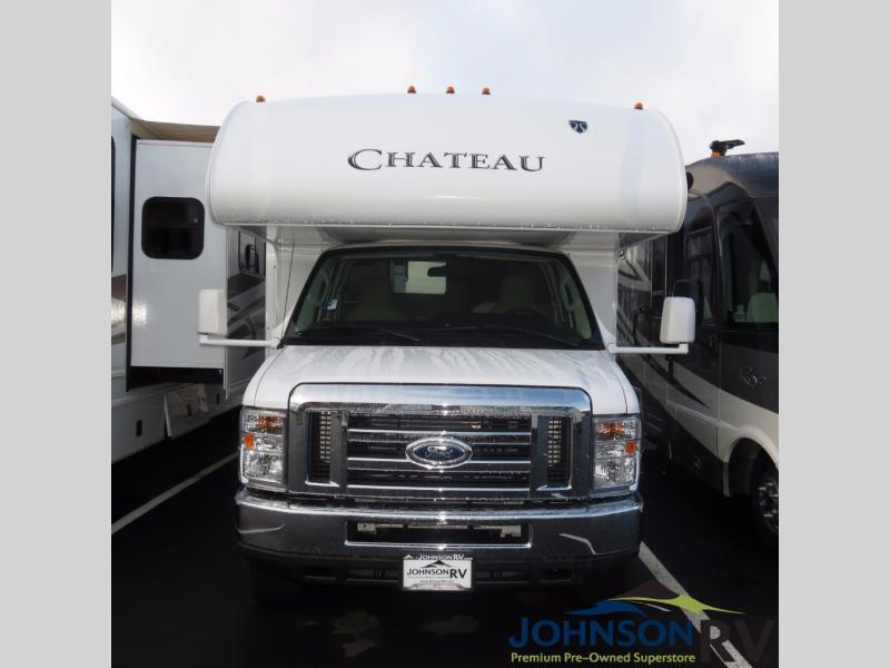 2016 Thor Motor Coach Chateau 22E