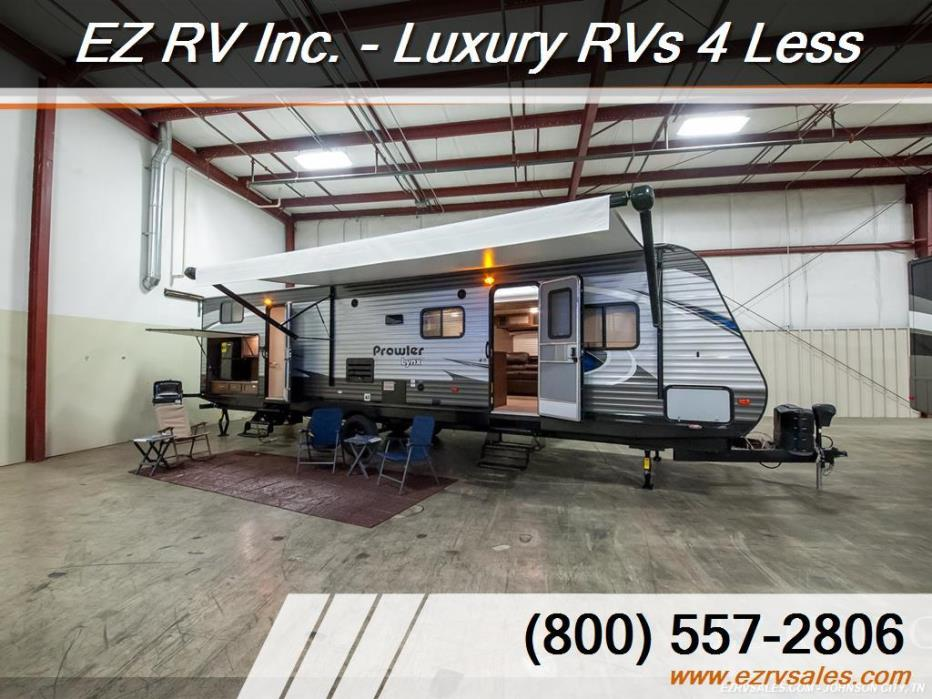 Prowler Rvs For Sale In Tennessee