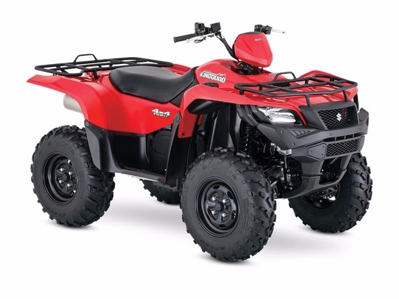 2017 Suzuki KINGQUAD 750AXI POWER STEERING