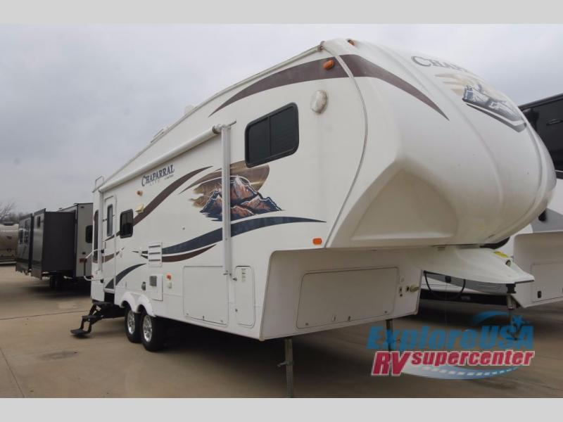 2011 Coachmen Rv Chaparral 267RLS