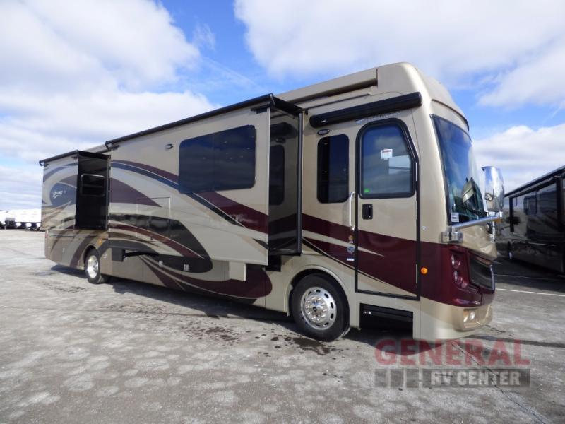 2017 Fleetwood Rv Discovery LXE 40D