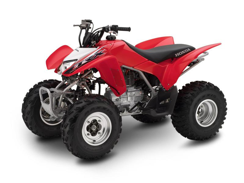 2014 Honda TRX 250X
