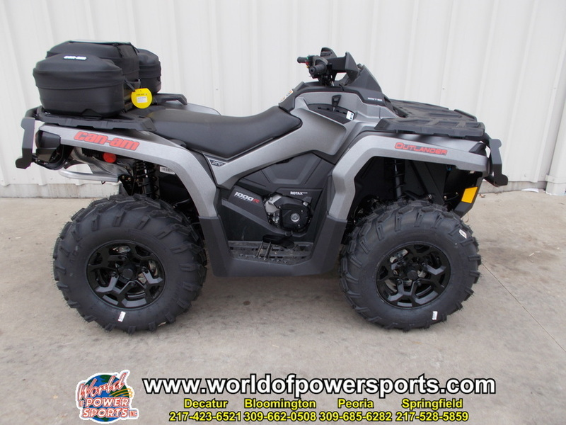 2016 Can Am Outlander 1000 Xt