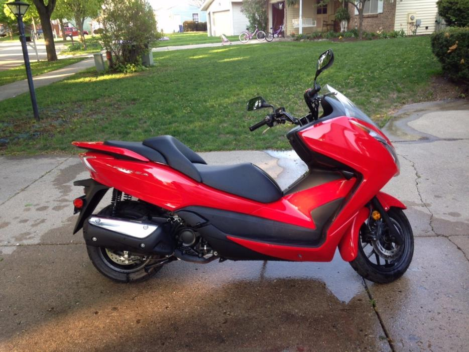 honda nss300 motorcycles for sale in grand rapids michigan. Black Bedroom Furniture Sets. Home Design Ideas