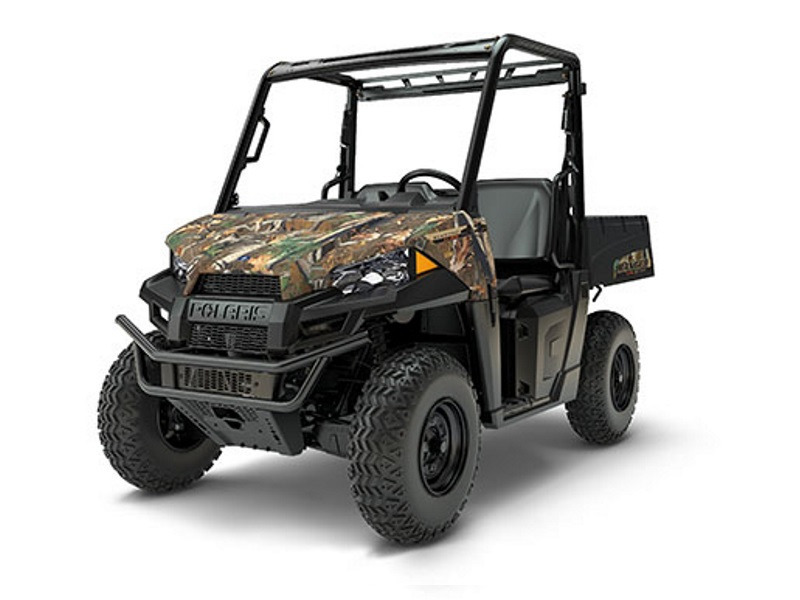 2017 Polaris RANGER EV Li-Ion Polaris Pursuit Camo