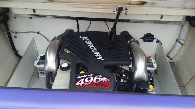 2004 Velocity 260