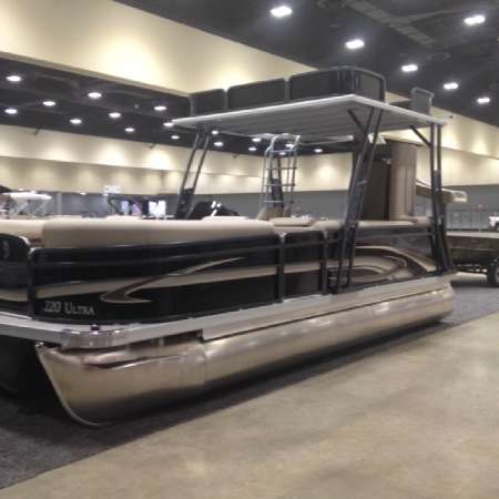 2017 Palm Beach Pontoons 220 ULTRA