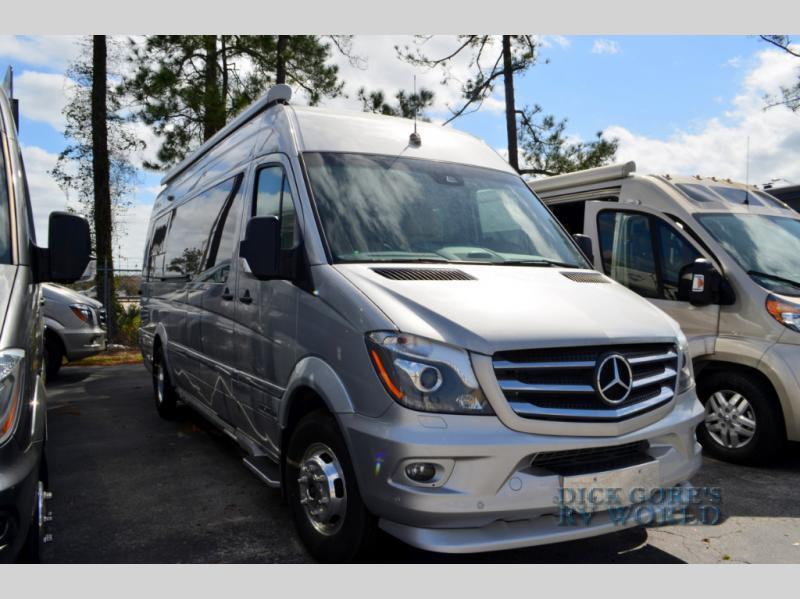 Airstream mercedes benz interstate class b vehicles for sale for Mercedes benz airstream interstate