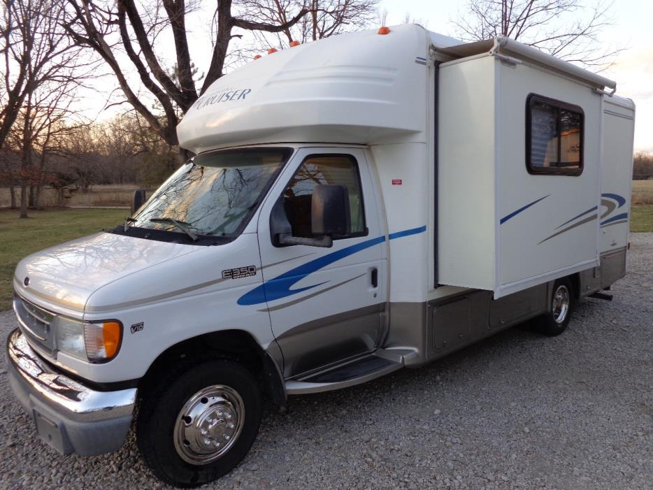 2002 Gulf Stream B TOURING CRUISER 5230
