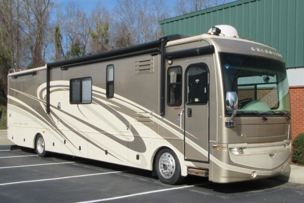 2008 Fleetwood Excursion 40x Rvs For Sale