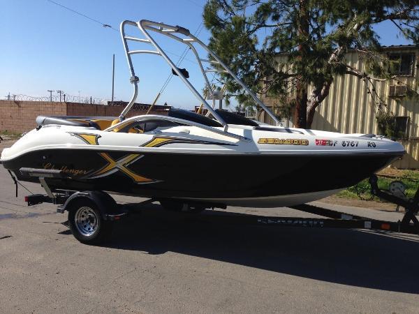2004 Sea-Doo Sport Boats Challenger X