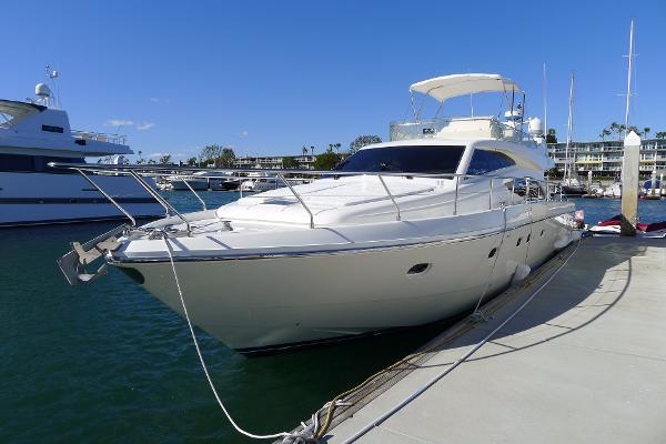 2004 Ferretti 530 Motor Yacht
