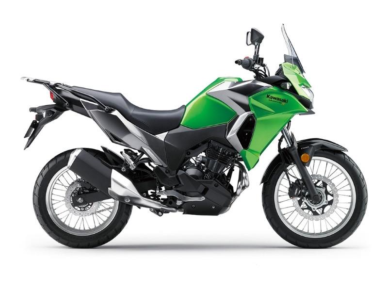 2017 Kawasaki Versys-X 300
