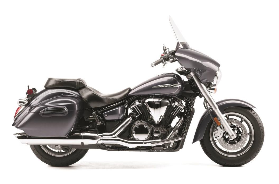 2014 Yamaha V Star 1300 Deluxe