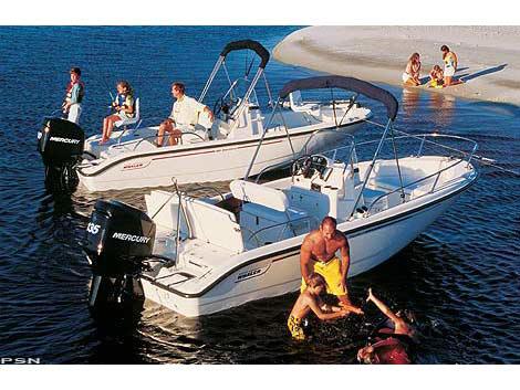 2006 Boston Whaler 180 Dauntless
