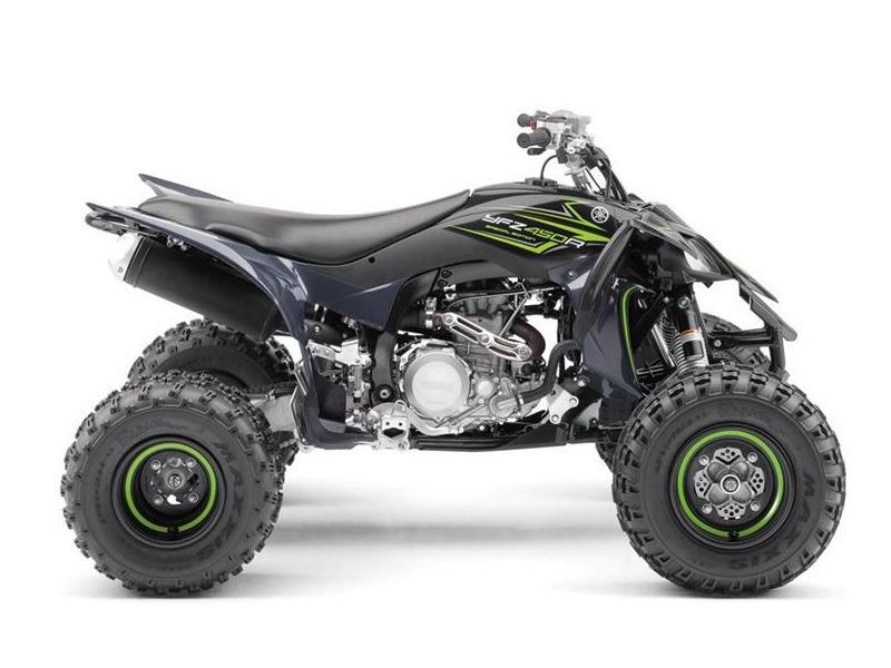 2017 Yamaha YFZ450R SE
