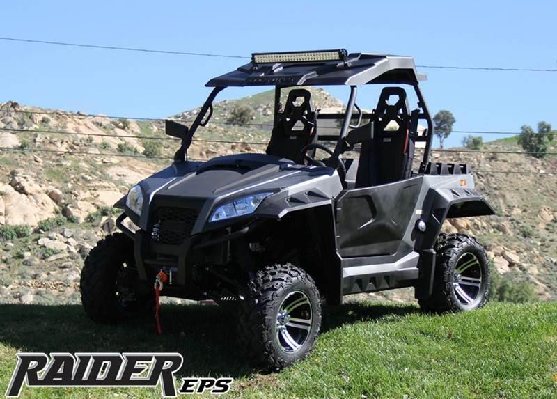 2017 Odes Raider 800 ST