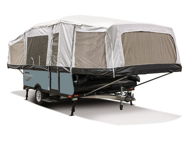 2017 Livinlite Quicksilver QuickSilver Tent Campers 10.0