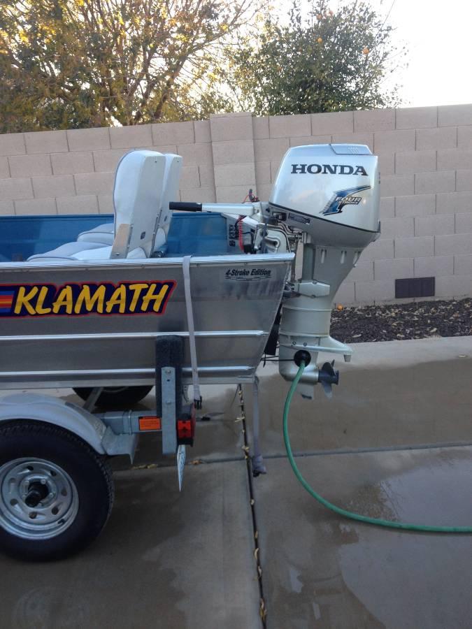 2002 KLAMATH BOAT CO Advantage