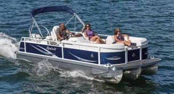 2017 JC PONTOON 245 Spirit TT RFL Sport